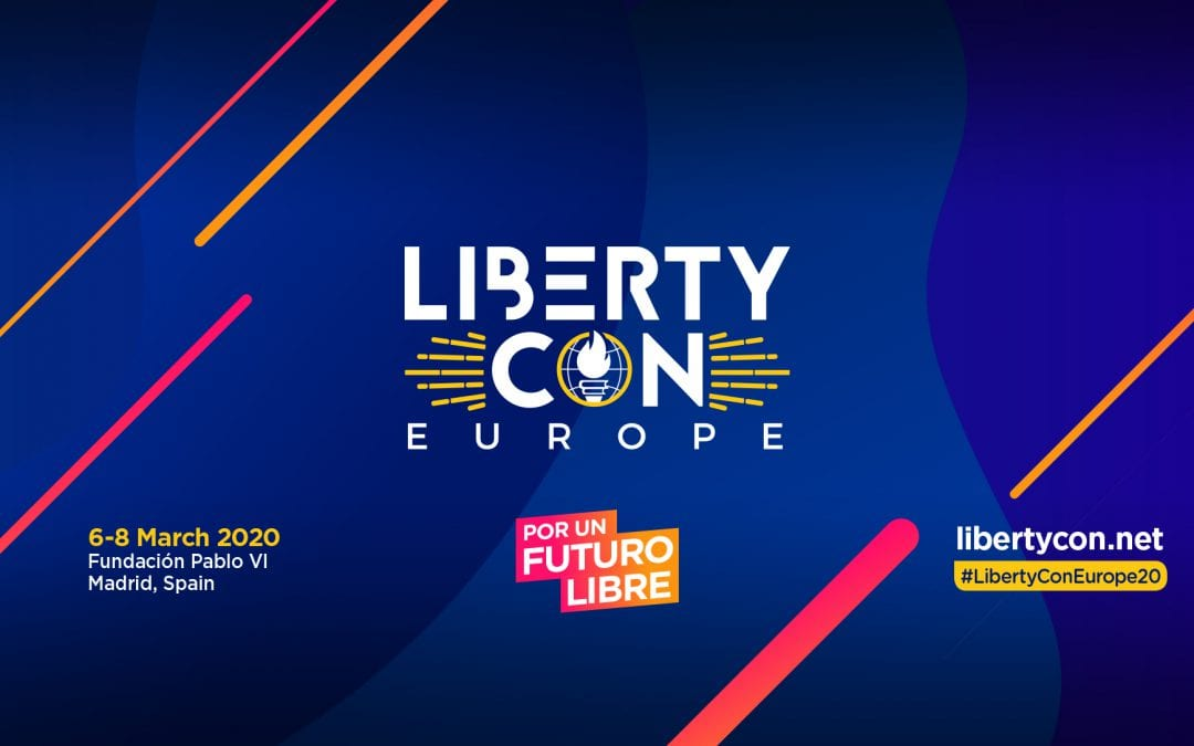LibertyCon Europe 2020 Announcement