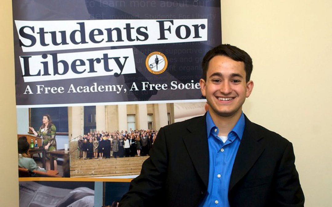 Pericles Andreas Niarchos: My Students For Liberty Experience – Part One