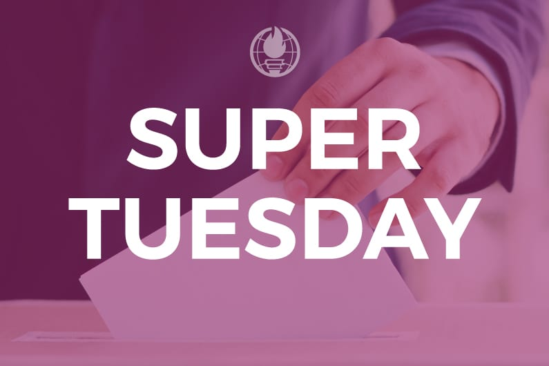 What will Super Tuesday look like in 2020?