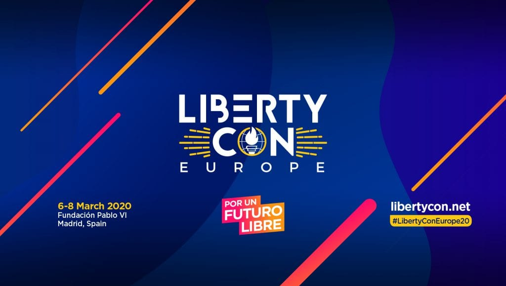 Event: LibertyCon Europe to take place in Madrid this weekend