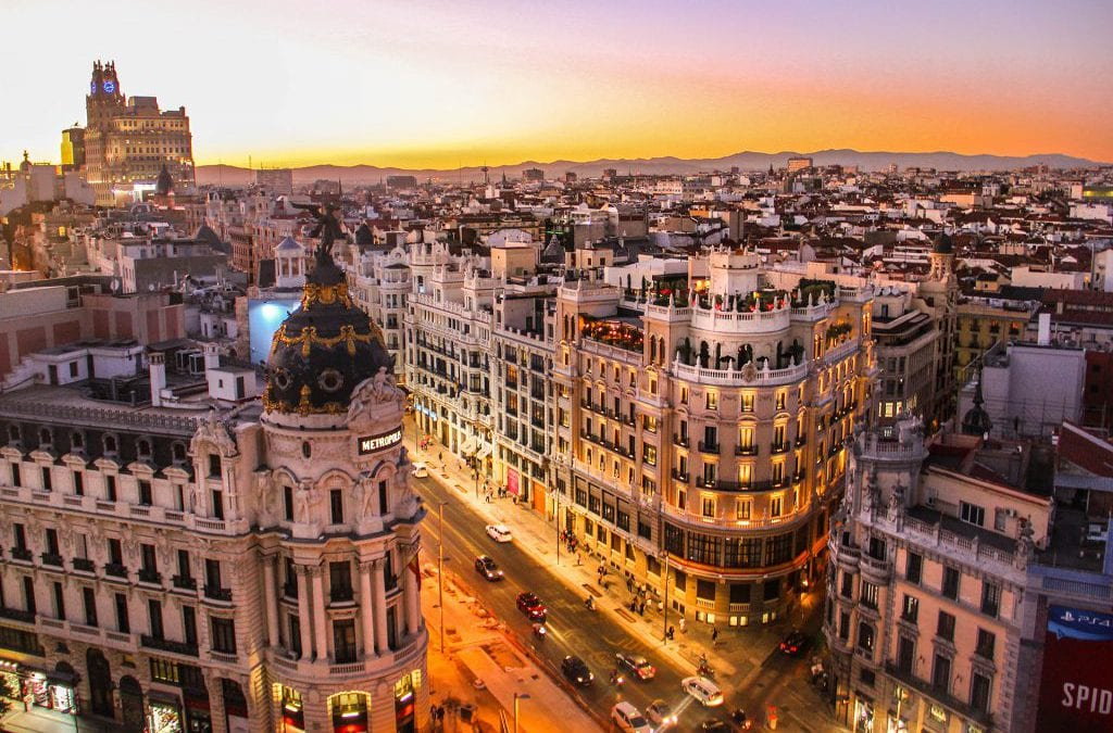 LibertyCon isn't the only reason to visit Madrid
